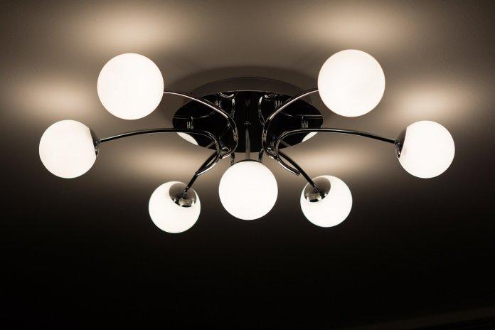 lampy żyrandole do salonu