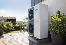 Powietrzna pompa ciepła aroTHERM plus firmy Vaillant